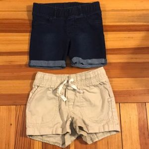 Jumping Beans Toddler Girl's Shorts